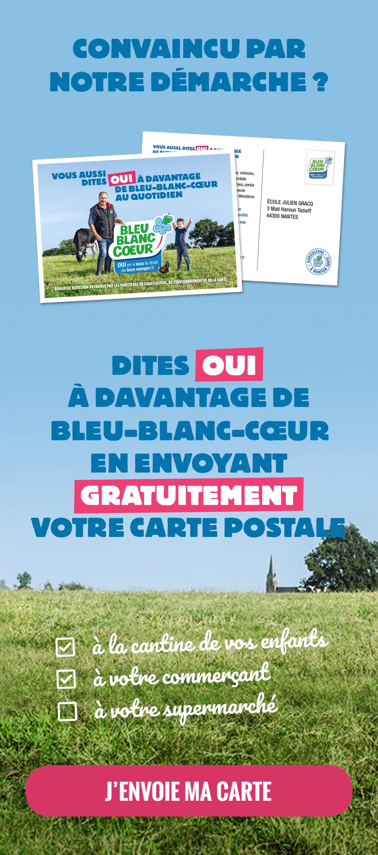 Vivez l'Euro 2016 avec Bleu-Blanc-Coeur !