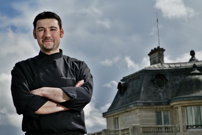 Emmanuel Picard chef AURI Bleu-Blanc-Coeur