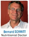 Nutritionist Doctor Bernard Schmitt