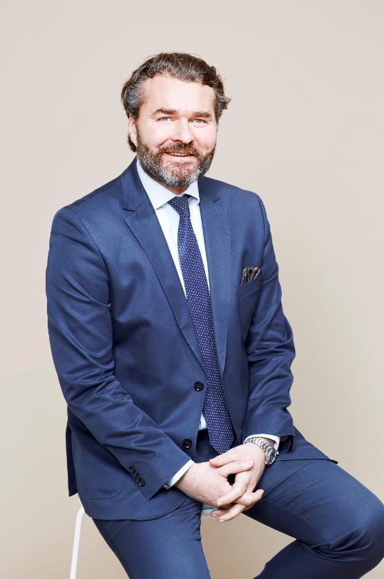 Partenariat entre Bleu-Blanc-Coeur et Compass Group, Interview de Gaetan de l'Hermite, Président de Compass Group