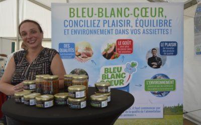 Interview de madame Glémée-Delage, conserverie Mme Flo dans les Côtes d'Armor (22)