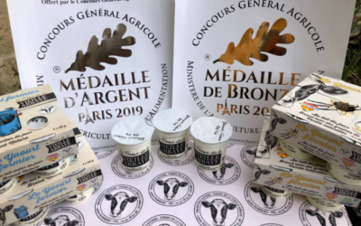 Salon International de l'Agriculture 2019 : le plein de médailles pour les producteurs et adhérents Bleu-Blanc-Cœur !