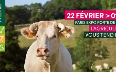 L'association Bleu-Blanc-Coeur et ses adhérents présents au Salon de l'Agriculture 2020