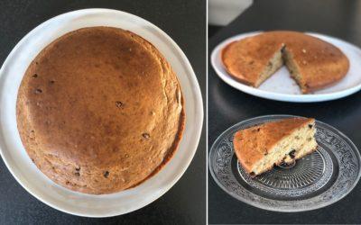 La recette du gâteau au yaourt par la diététicienne Élisa Cloteau