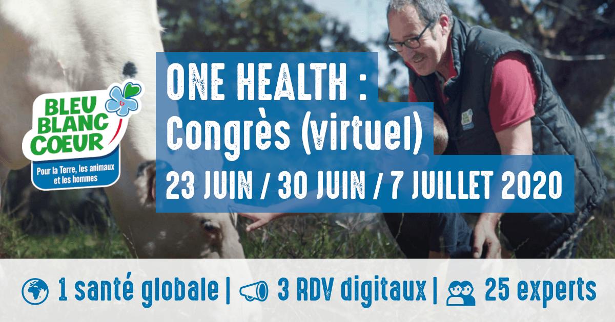 congrès one health 2020